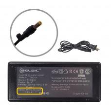 Cargador Belsic P/ Tosh Dell Acer 19v 3,42 Amp 65w