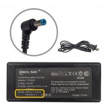Cargador Belsic P/Acer 19v 3,42 65w 24146