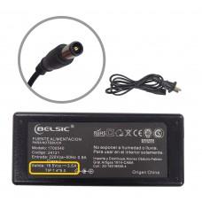 Cargador Belsic Hp Pin Insid 18,5 3,5 65w 24121
