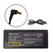 Cargador Belsic P/ Bangho Commodore 20v 3,25 24282