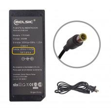 Cargador Belsic Len 20v 4,5a Tip 7,9*0,9*2 P Insid
