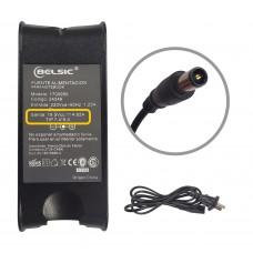 Cargador Belsic P/ Dell 19,5v 4,62 Amp 90w 24246