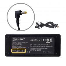 Cargador Belsic 19v 1,58a 4,0*1,7