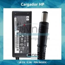 Cargador Original Hp 18,5v 3,5a Pin Inside
