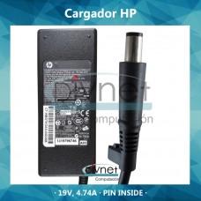 Cargador Original Hp 19v 4,74a Pin Inside