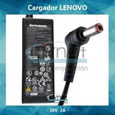 Cargador Original Lenovo 20v 2a 5,5*2,5 Ph