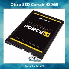 Disco Ssd Corsair 480 Gb Force Le Sata III