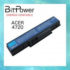 Bateria Bitpower D Para Acer 4720 11,1v 4400mah