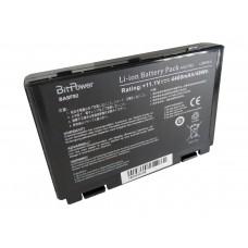 Bateria Bitpower D Para Asus F82