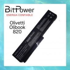 Bateria Bitpower D Para Olivetti 804