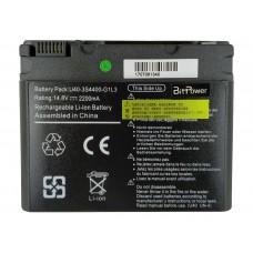 Bateria Bitpower D P/ Uniwill U40 14,4v 2200mah