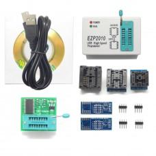 EZP2010 USB Programmer Support 24/25/26/93 EEPROM Flash Bios