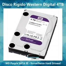 Disco Hd 4tb Wd Sata III Purple
