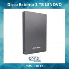 Hd Lenovo Externo 1 Tb Uhd F309 Usb 3.0