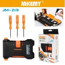 Set Soporte Smartphone Jakemy 3 Destornilladores