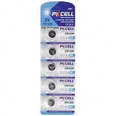 Pilas Cr1220 3v Blister X 5 Larga Duracion Pkcell