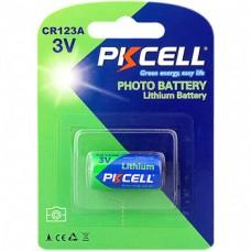 Pila Cr123a 3v Fotografia Linterna Pkcell Premium