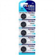Pilas Cr2032 3v Blister X 5 Larga Duracion Pkcell