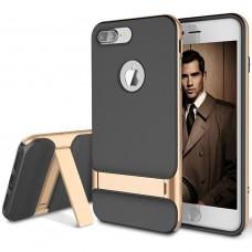 Funda Para Iphone 7 Con Pie Oro Royce