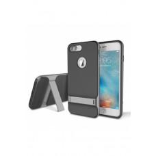 Funda Para Iphone 7 Con Pie Gris Royce