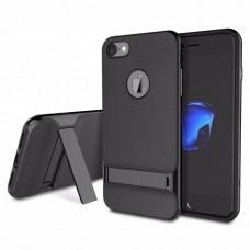 Funda Para Iphone 7 Con Pie Negro Royce