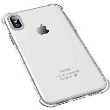 Funda Iphone X Pc Y Tpu Transparente Pure