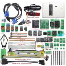 RT809H EMMC-NAND FLASH Programmer + 45 Adapter Super Combination
